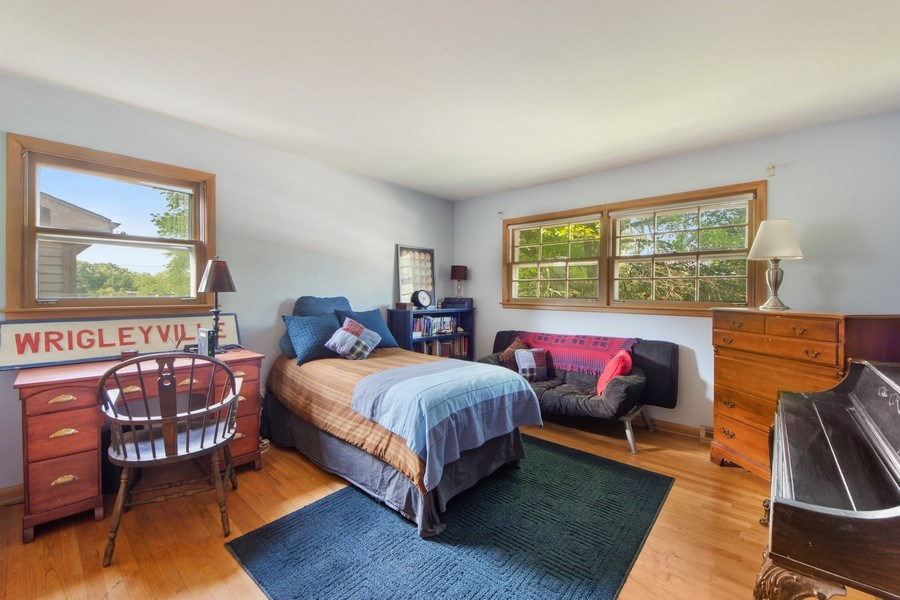 Real Estate Photography - 1431 N Haddow, Arlington Heights, IL, 60004 - 3rd Bedroom