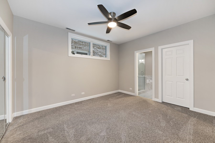 Real Estate Photography - 620 N May St, 1A, Chicago, IL, 60642 - Master Bedroom