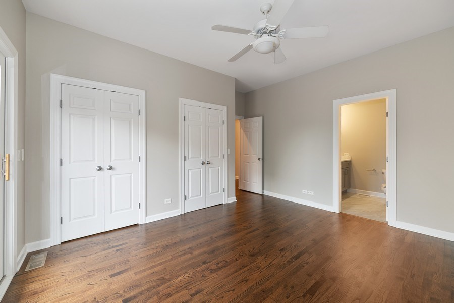 Real Estate Photography - 620 N May St, 1A, Chicago, IL, 60642 - 2nd Bedroom