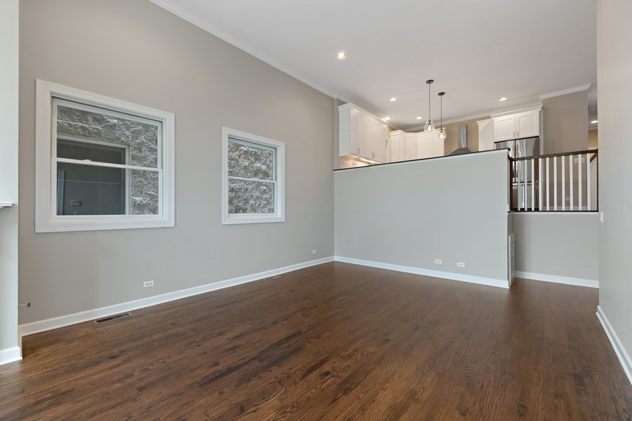 Real Estate Photography - 620 N May St, 1A, Chicago, IL, 60642 - Dining Room