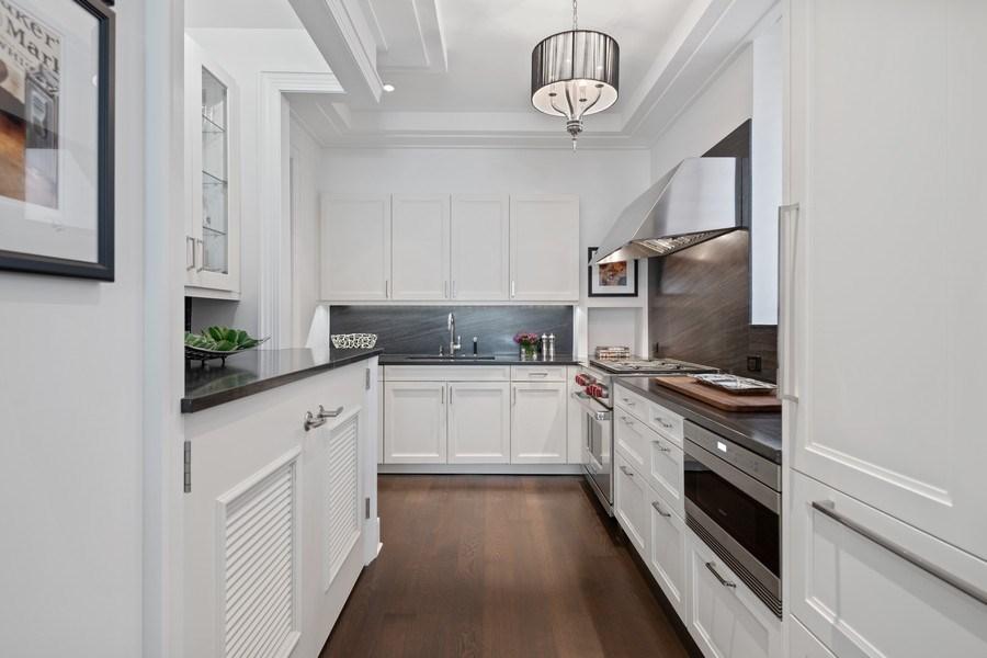 Real Estate Photography - 118 E. Erie, #20C, Chicago, IL, 60611 - Kitchen
