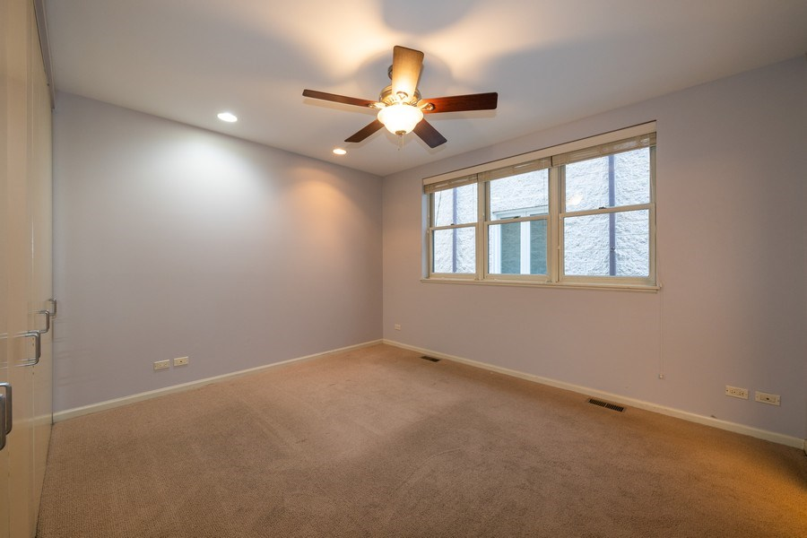 Real Estate Photography - 1814 W. Armitage Avenue, Unit 2, Chicago, IL, 60647 - Master Bedroom
