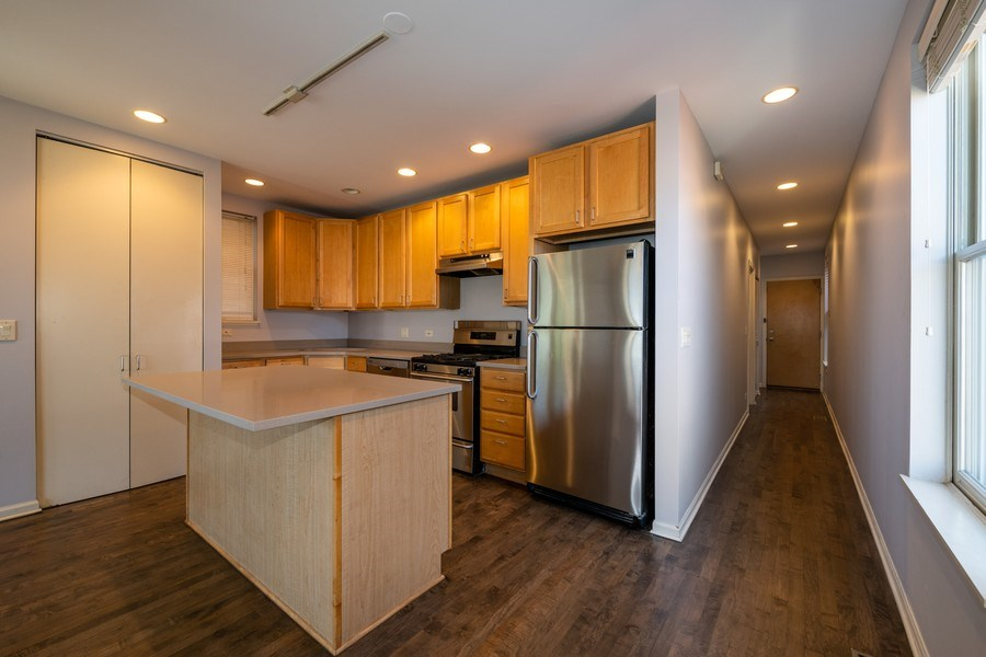 Real Estate Photography - 1814 W. Armitage Avenue, Unit 2, Chicago, IL, 60647 - Kitchen