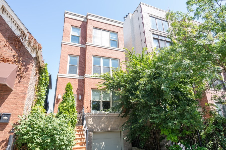 Real Estate Photography - 1814 W. Armitage Avenue, Unit 2, Chicago, IL, 60647 - Front View
