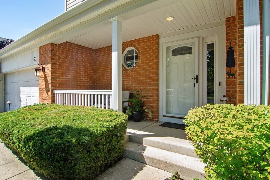 Real Estate Photography - 60 CHESTNUT TERRACE, BUFFALO GROVE, IL, 60089 - Front View