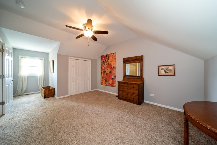 Real Estate Photography - 1701 Sherman Blvd., Crystal Lake, IL, 60014 - 2nd Bedroom