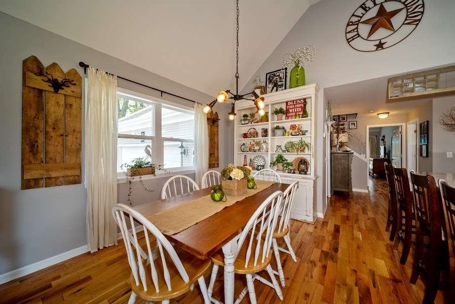 Real Estate Photography - 1701 Sherman Blvd., Crystal Lake, IL, 60014 - Dining Room