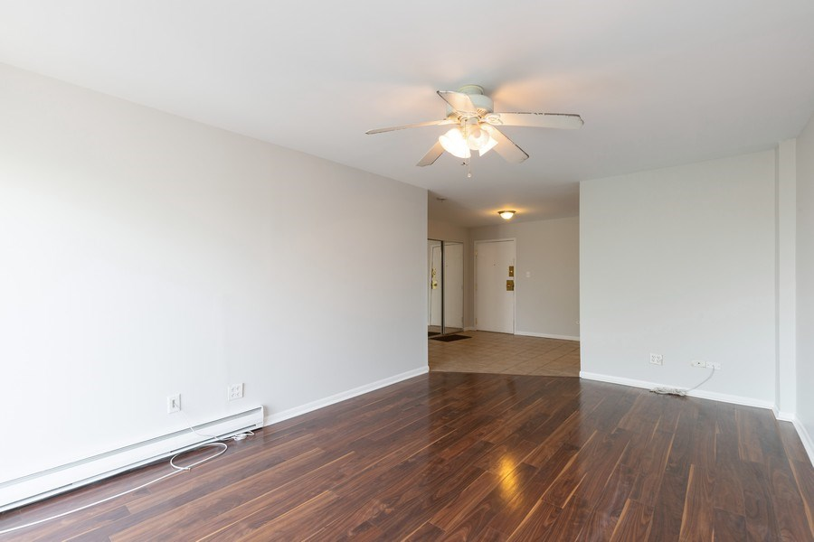 Real Estate Photography - 310 Lathrop Ave, Forest Park, IL, 60130 - Living Room