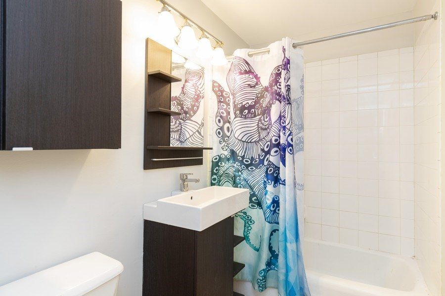 Real Estate Photography - 310 Lathrop Ave, Forest Park, IL, 60130 - Bathroom