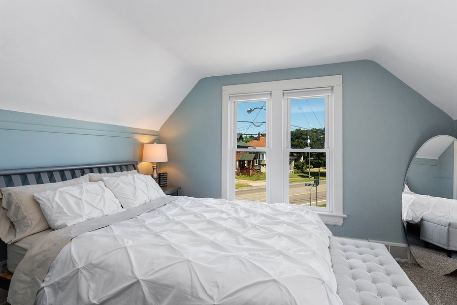 Real Estate Photography - 402 Archer, St. Joseph, MI, 49085 - Bedroom