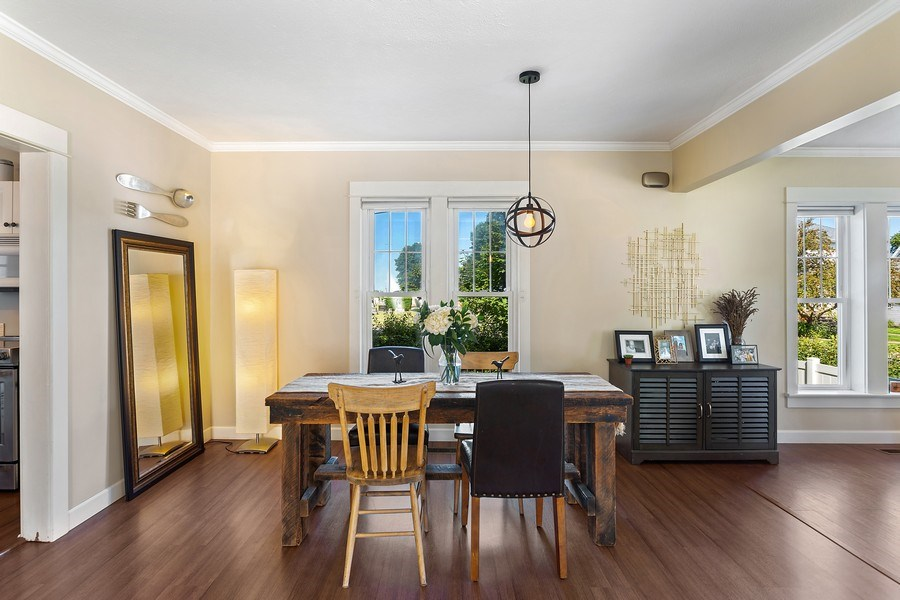 Real Estate Photography - 402 Archer, St. Joseph, MI, 49085 - Dining Room