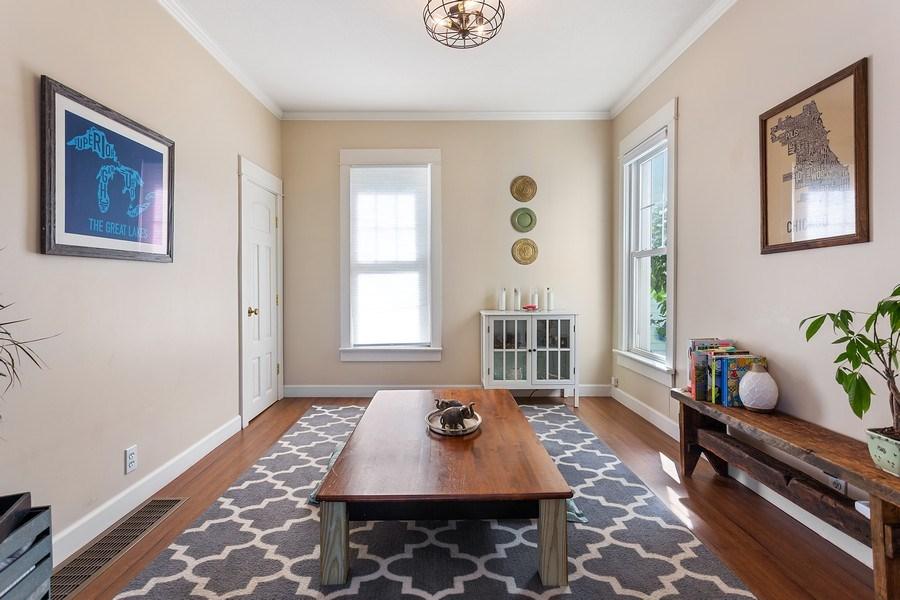 Real Estate Photography - 402 Archer, St. Joseph, MI, 49085 - Family Room