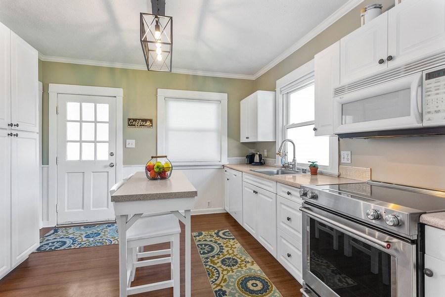 Real Estate Photography - 402 Archer, St. Joseph, MI, 49085 - Kitchen