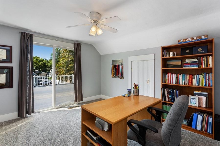 Real Estate Photography - 402 Archer, St. Joseph, MI, 49085 - Office