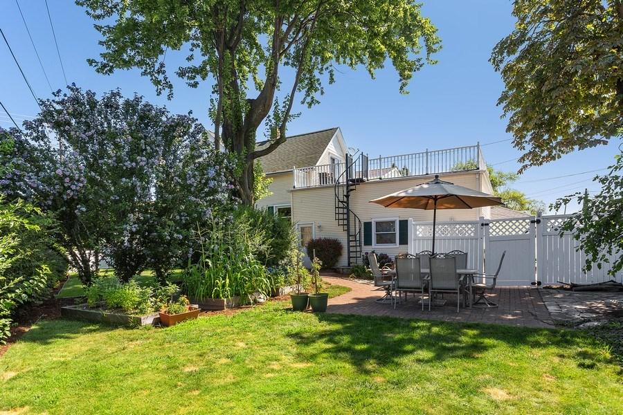 Real Estate Photography - 402 Archer, St. Joseph, MI, 49085 - Rear View