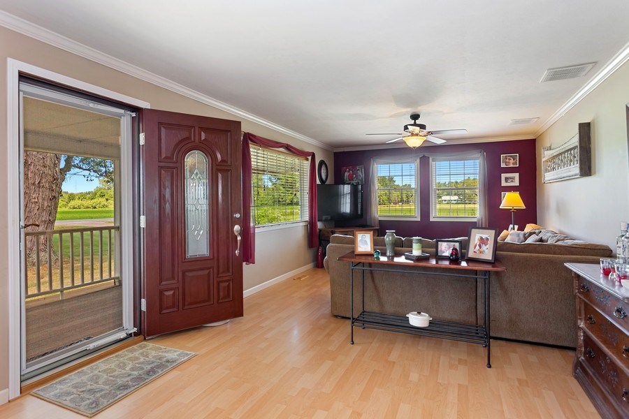 Real Estate Photography - 4657 Lincoln Ave, St. Joseph, MI, 49085 - Living Room