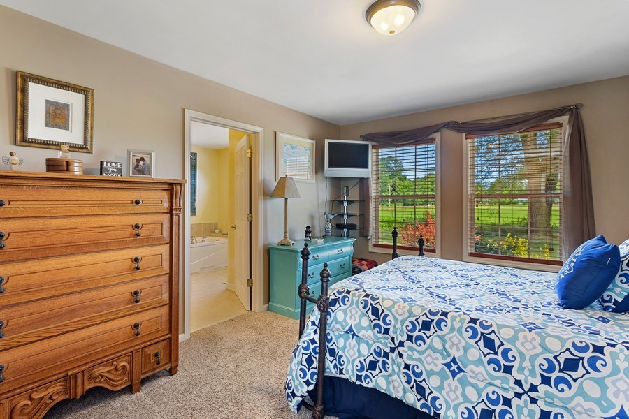 Real Estate Photography - 4657 Lincoln Ave, St. Joseph, MI, 49085 - Master Bedroom
