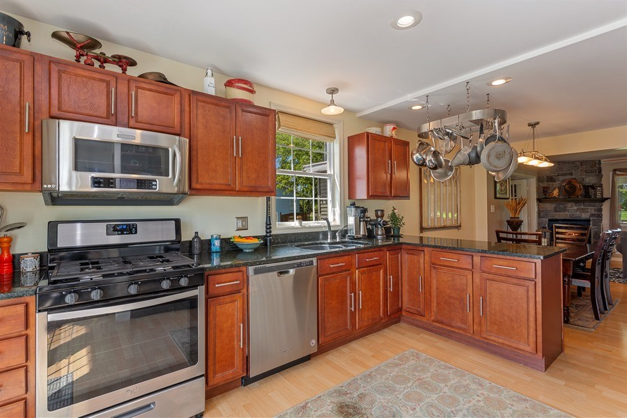 Real Estate Photography - 4657 Lincoln Ave, St. Joseph, MI, 49085 - Kitchen