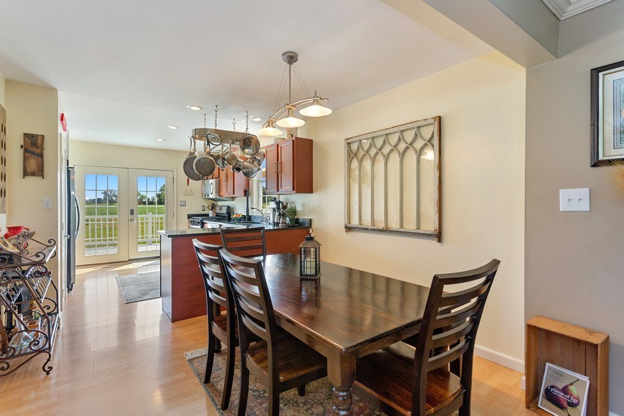 Real Estate Photography - 4657 Lincoln Ave, St. Joseph, MI, 49085 - Dining Room
