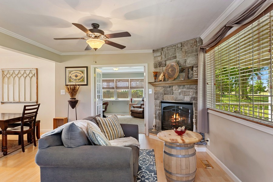 Real Estate Photography - 4657 Lincoln Ave, St. Joseph, MI, 49085 - Family Room