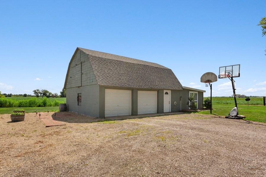 Real Estate Photography - 4657 Lincoln Ave, St. Joseph, MI, 49085 - Garage