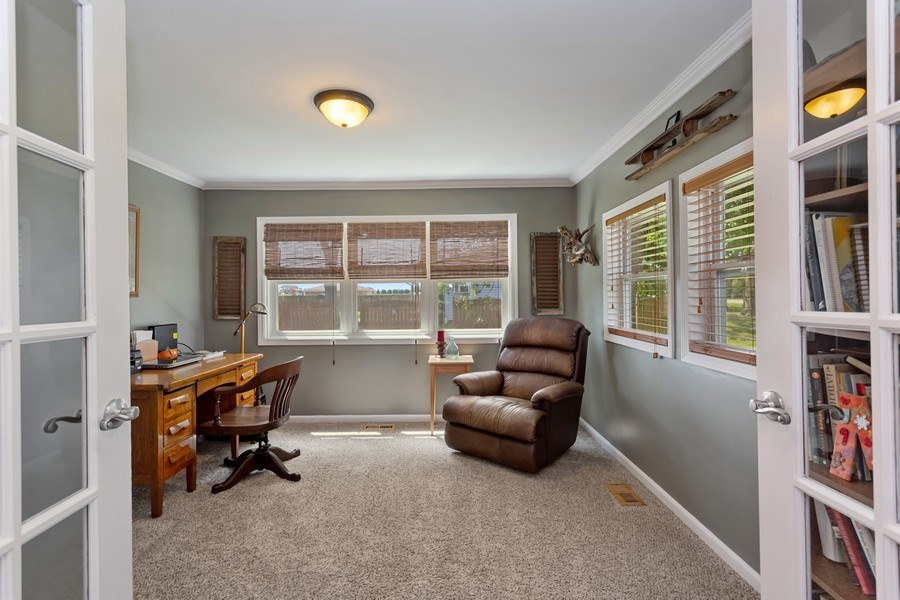 Real Estate Photography - 4657 Lincoln Ave, St. Joseph, MI, 49085 - Office