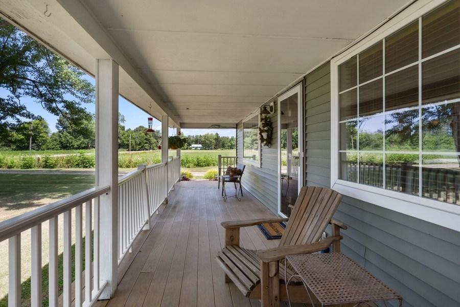 Real Estate Photography - 4657 Lincoln Ave, St. Joseph, MI, 49085 - Porch