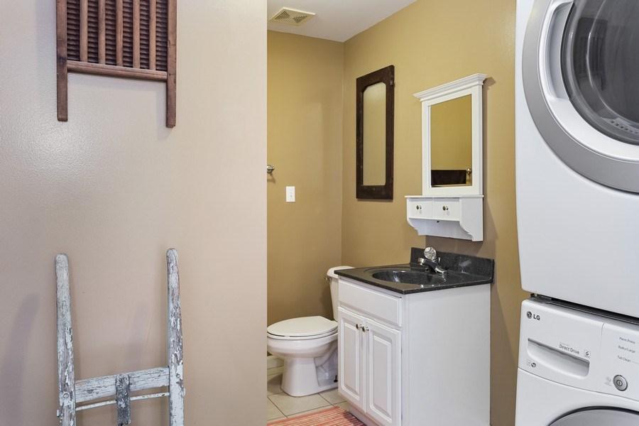 Real Estate Photography - 4657 Lincoln Ave, St. Joseph, MI, 49085 - Bathroom