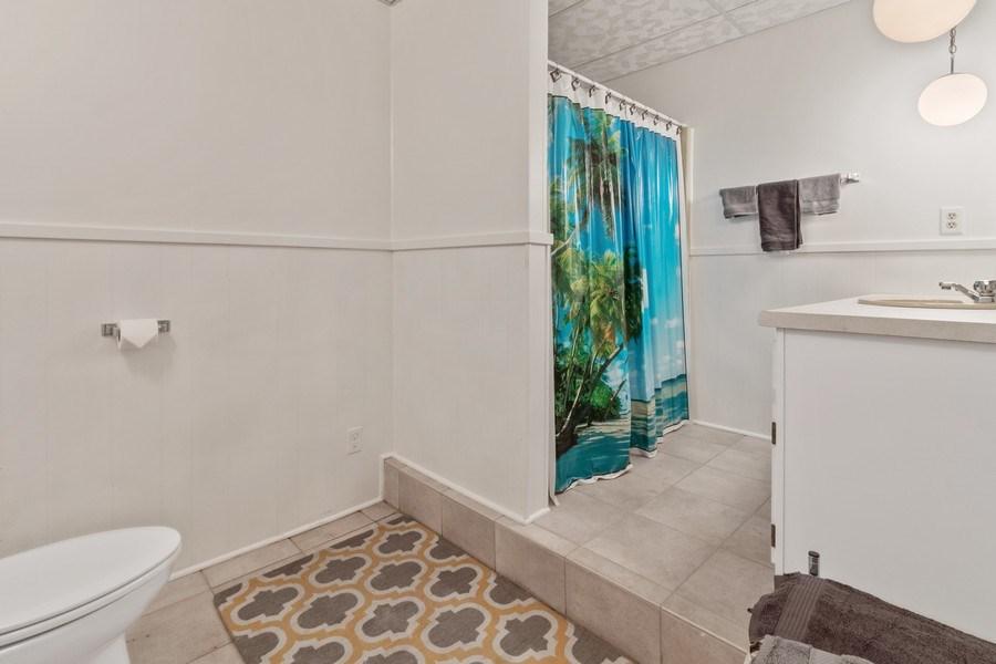 Real Estate Photography - N2293 Chapin Road, Linn, WI, 53147 - 4th Bathroom