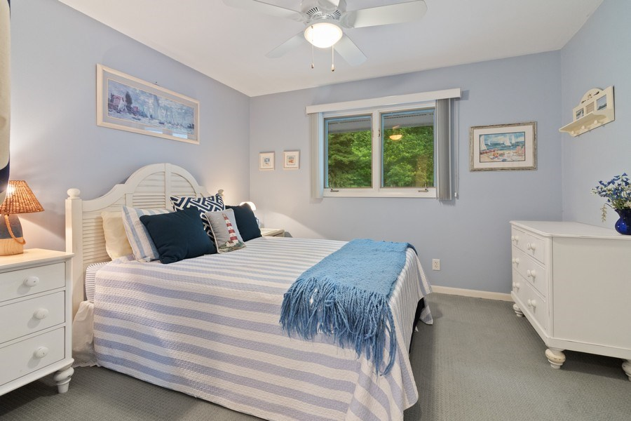 Real Estate Photography - N2293 Chapin Road, Linn, WI, 53147 - 2nd Bedroom