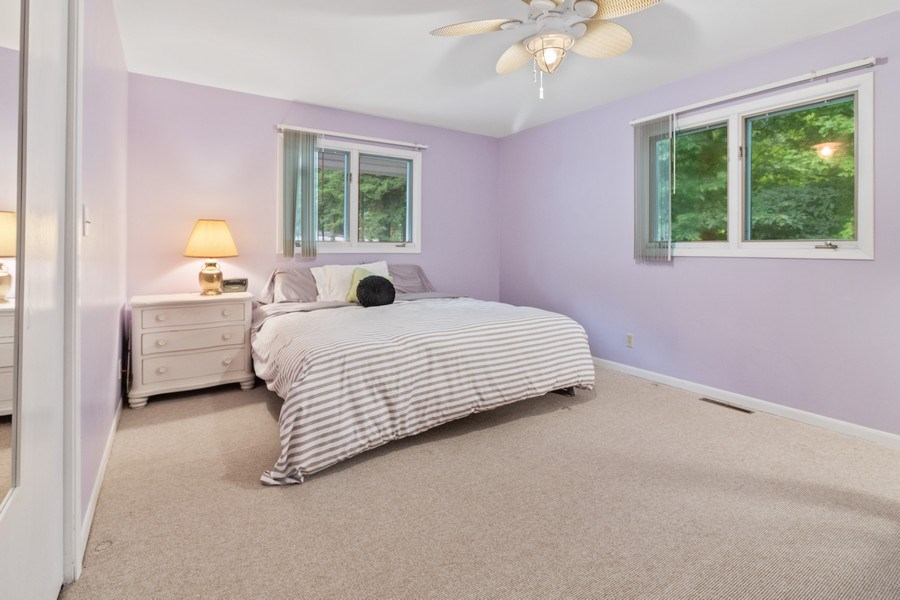 Real Estate Photography - N2293 Chapin Road, Linn, WI, 53147 - 3rd Bedroom