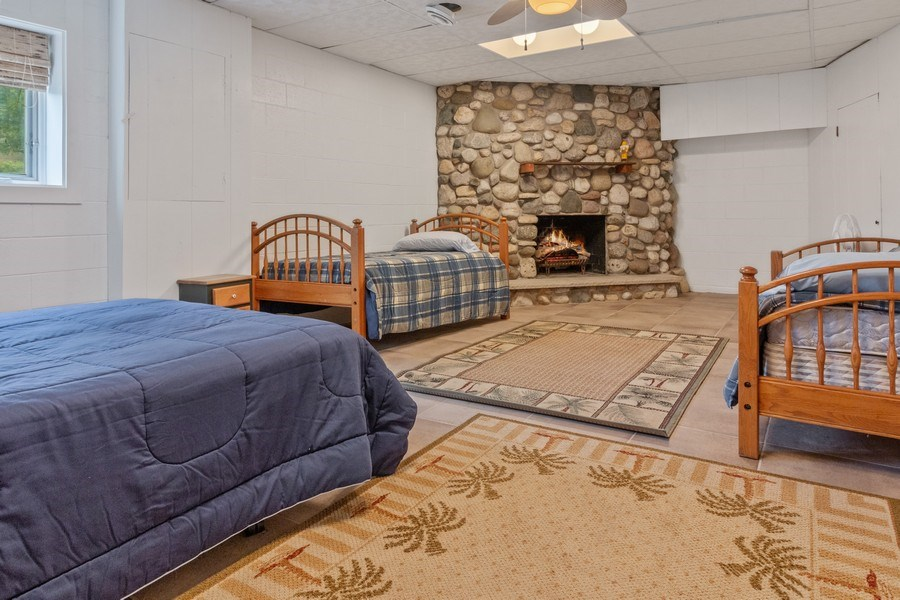 Real Estate Photography - N2293 Chapin Road, Linn, WI, 53147 - 5th Bedroom