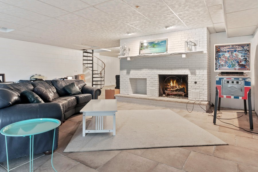 Real Estate Photography - N2293 Chapin Road, Linn, WI, 53147 - Lower Level
