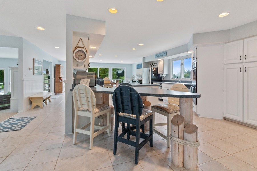 Real Estate Photography - N2293 Chapin Road, Linn, WI, 53147 - Kitchen