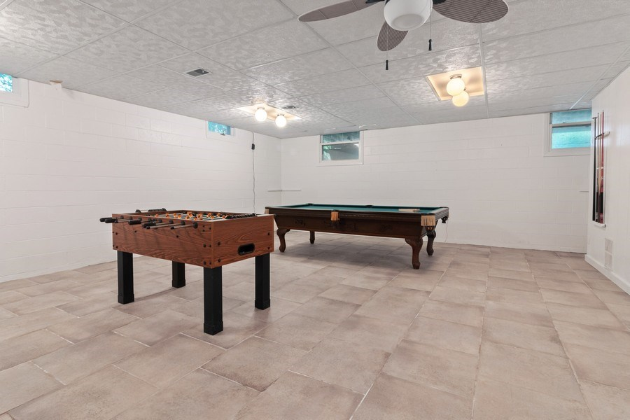 Real Estate Photography - N2293 Chapin Road, Linn, WI, 53147 - Recreational Room
