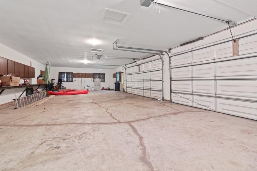 Real Estate Photography - N2293 Chapin Road, Linn, WI, 53147 - Garage