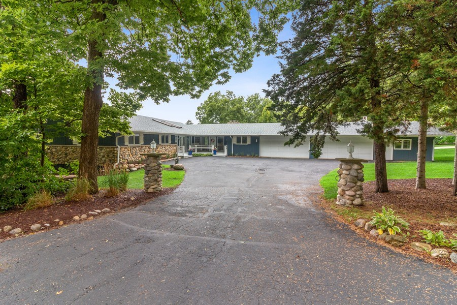 Real Estate Photography - N2293 Chapin Road, Linn, WI, 53147 - Front View