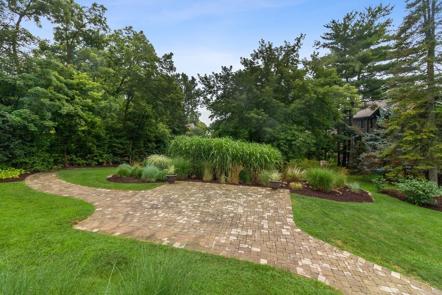 Real Estate Photography - N2293 Chapin Road, Linn, WI, 53147 - Patio