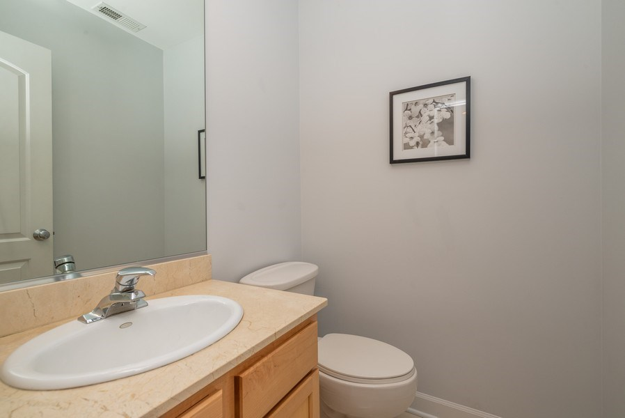 Real Estate Photography - 3959 N Hermitage, Chicago, IL, 60613 - Bathroom