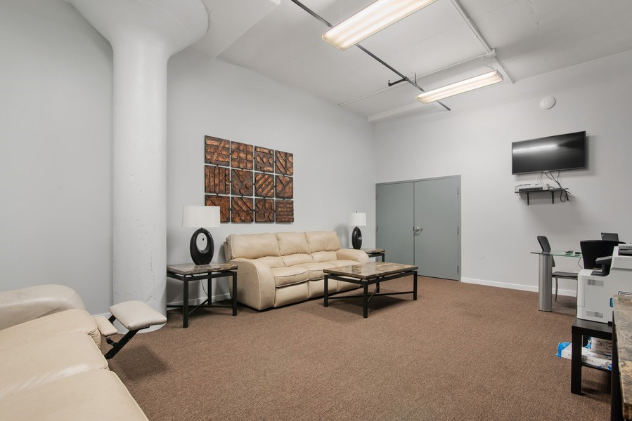 Real Estate Photography - 1224 W Van Buren, Apt 623, Chicago, IL, 60607 - Party Room