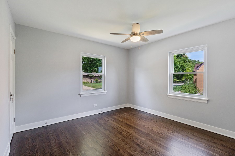 Real Estate Photography - 139 S Pine, Arlington Heights, IL, 60005 - Master Bedroom