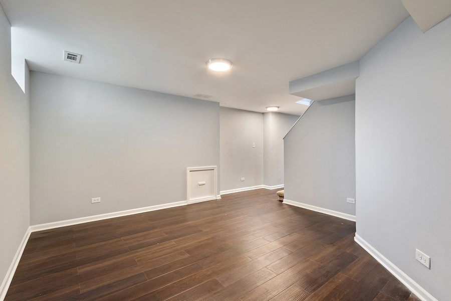 Real Estate Photography - 139 S Pine, Arlington Heights, IL, 60005 - Basement