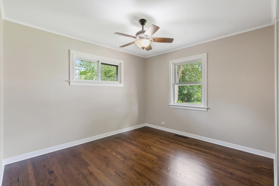 Real Estate Photography - 665 E Clarendon Ct, Arlington Heights, IL, 60004 - 2nd Bedroom