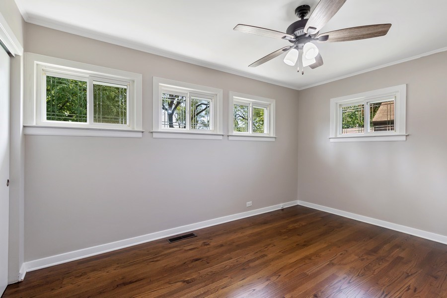 Real Estate Photography - 665 E Clarendon Ct, Arlington Heights, IL, 60004 - Master Bedroom