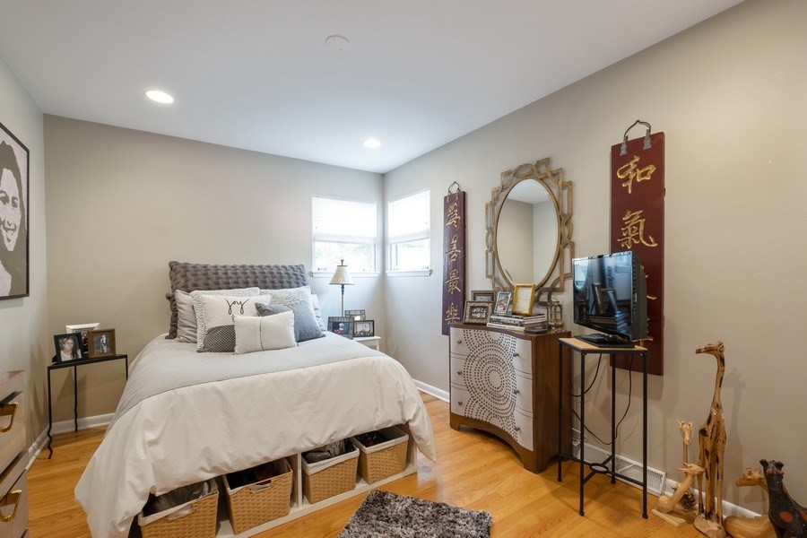 Real Estate Photography - 622 Pleasant Ave, Highland Park, IL, 60035 - 2nd Bedroom