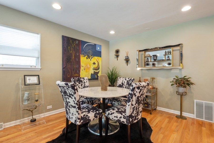 Real Estate Photography - 622 Pleasant Ave, Highland Park, IL, 60035 - Dining Room