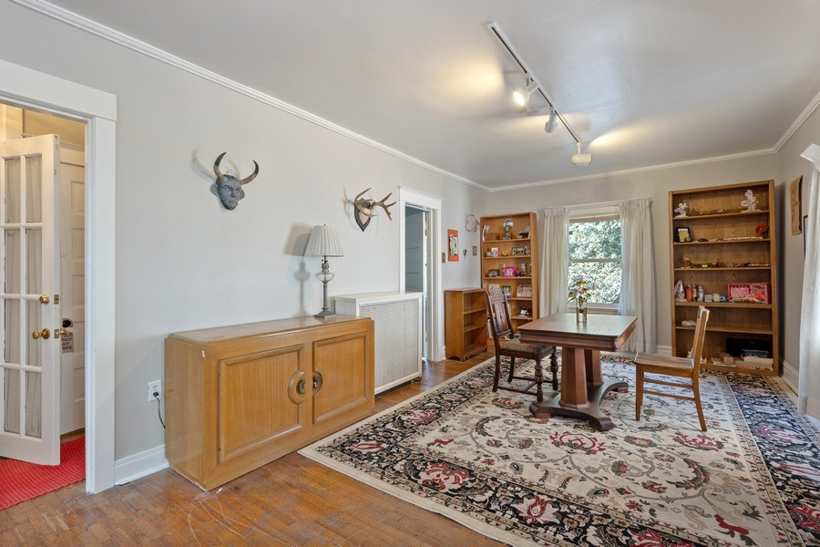 Real Estate Photography - 1623 W Estes Ave, Chicago, IL, 60626 - Dining Room