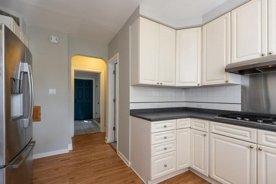 Real Estate Photography - 7836 Kildare, Skokie, IL, 60076 - Kitchen
