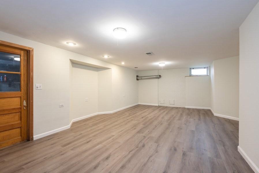 Real Estate Photography - 7836 Kildare, Skokie, IL, 60076 - Recreational Room