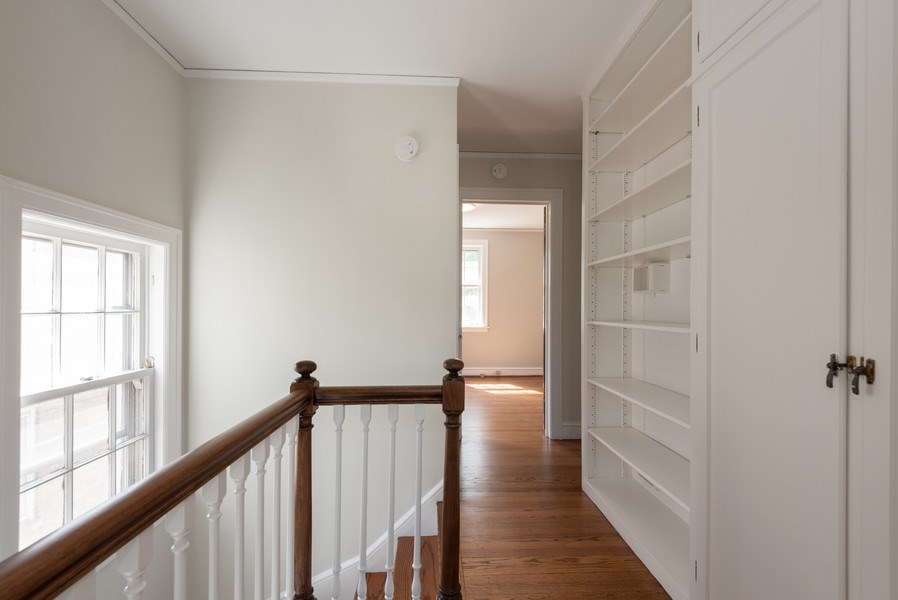 Real Estate Photography - 7836 Kildare, Skokie, IL, 60076 - Hallway